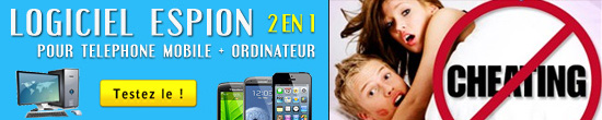 Application pour espionner un mobile