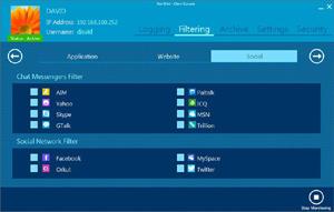 Installer le logiciel NetOrbit