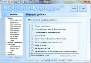 All In One Keylogger - 1
